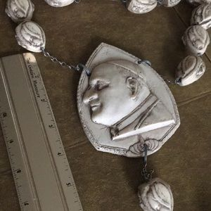 Other - 96 inches wall rosary 📿 carved alerbasterite